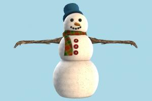 Snowman snowman, snow, winter, santa, christmas, clause, man, character