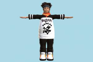 KH3 Pence Kingdom-Hearts, KH, boy, male, people, human, character, cartoon