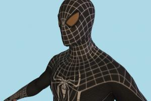 Spider-Man Black Suit
