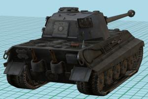 Tiger II Heavy Tank