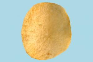 Potato Chips potato, chips, food