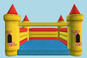 Amusement 3D Model Download for Free
