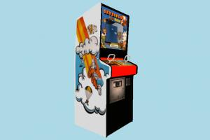 Arcade Machine arcade-machine, arcade, machine, game, play, station, amusement, entertainment, fun, cabaret, pastime