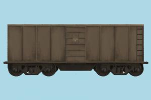 Train Coach train, boxcar, coach, wagon, railway, railroad, rail, carriage, truck, vehicle
