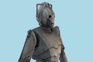Doctor Who: The Adventure Games Cybermen Robot