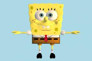 Spongebob cartoon-character, character, cartoon