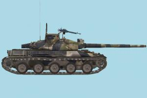 ARE AMX 30 MBT Jaguar Tank