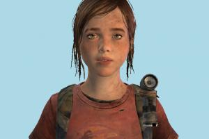 The Last Of Us - Ellie with Searchlight