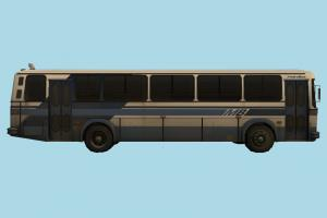 Old Metro Bus bus, van, metro, car, vehicle, truck, carriage, transit