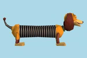 Slinky Dog dog, animal, animals, toy, cartoon