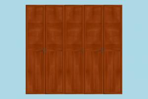 Wardrobe cabinet, wardrobe, furniture, wooden