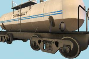 Left 4 Dead : Train Tank Small