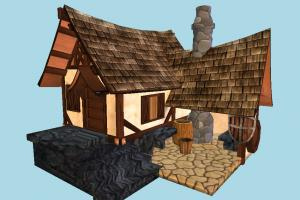 Home house, home, building, castle, farm, wooden, build, apartment, flat, residence, domicile, structure