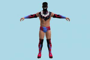 Finn Balor Demon wwe, wwf, wcw, wrestler, man, male, people, human, character