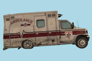 Ambulance ambulance, wrecked, van, damaged, vehicle, truck, car, carriage, health, old