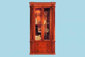 Cabinet cabinet, furniture, decoration, glass-case
