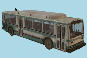 Bus bus, metro, car, vehicle, truck, carriage, transit