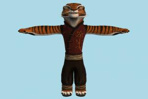 Tigress tiger, animal-character, character, animal, animals, cartoon