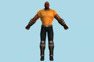 Power-Man marvel, man, male, people, human, character, strong