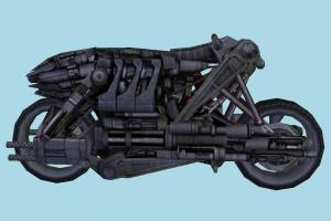 Mototerminator Terminator-Salvation, Mototerminator, motorbike, bike, motorcycle, motor, cycle, future