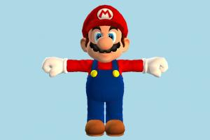 Super Mario mario, super, hero, boy, male, child, people, human, children, character, kid, cartoon