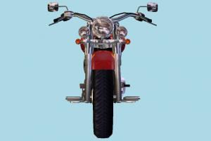 Harley-Davidson Motorcycle Bike