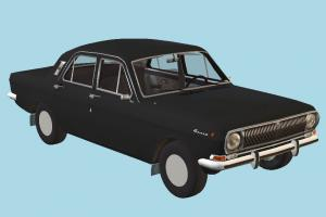 GAZ-24 Volga Car Mercedes-Benz, Mercedes, car, vehicle, transport, carriage