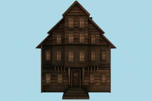 Old House house, home, building, old, build, apartment, flat, residence, domicile, structure