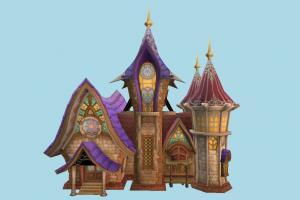 Free Cartoon 3D Models Download