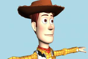 Kingdom Hearts 3 - Sheriff Woody