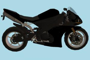 Racing Motorbike motorbike, bike, motorcycle, motor, cycle, sport, sportive, speed, fast, racing, race