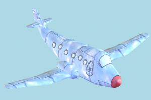 Airplane aircraft, airplane, plane, craft, air, vessel, cartoon