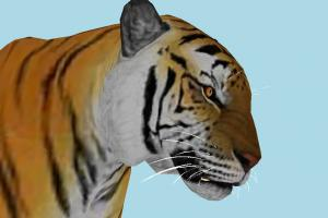 Dead Rising 2 Snowflake Tiger
