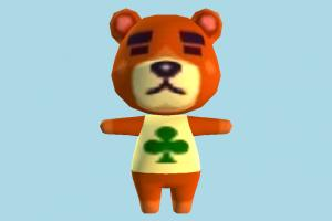 Bear bear, toy, animal, animals, cartoon