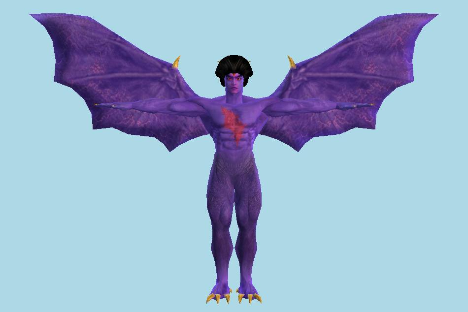 Tekken Devil 3d Model
