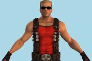 Duke Nukem 3d model