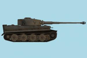 Tiger I Heavy Tank