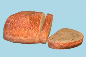 Bread bread, toast, food, foods
