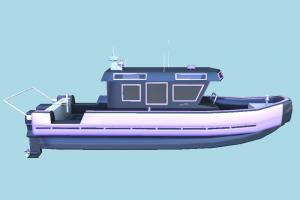 Yacht Boat yacht, boat, sailboat, watercraft, ship, vessel, sail, sea, maritime, cartoon