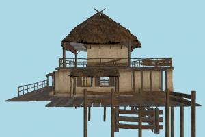 House house, home, building, wooden, farm, country, build, residence, domicile, structure