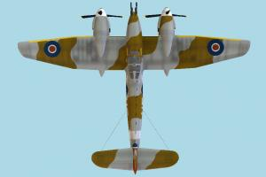 Westland-Whirlwind Military Plane