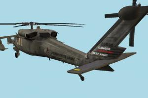 UH-60 Helicopter Blackhawk
