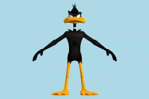 Daffy Duck daffy-duck, daffy, disney, duck, animal-character, character, cartoon, toony