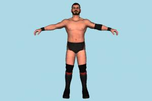 Austin Aries WWE wwe, wwf, wcw, wrestler, man, male, people, human, character