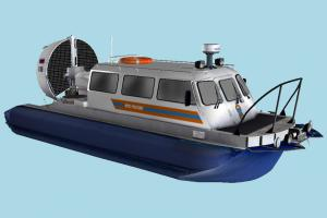 Hovercraft hoverboard, river, hovercraft, delivery, rescue, amphibious, marsh, volga, hivus, aerohod, ship, vessel, watercraft, maritime