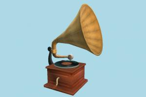 Gramophone phonograph, gramophone, music, listening, classic, cd, disk, old, history, russian, furniture, salon