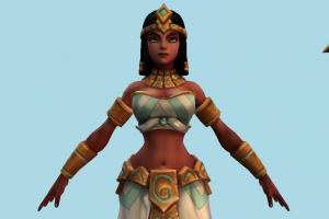 League of Legends Nidalee Woman