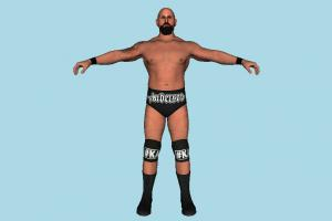 Karl Anderson wwe, wwf, wcw, wrestler, man, male, people, human, character