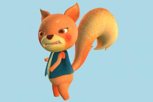 Fox fox, teddy, animal-character, animal, character, toy, cartoon