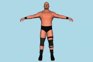 Stone Cold WWE wwe, wwf, wcw, wrestler, man, male, people, human, character